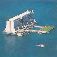 Designtel - Floating Hotel, Consafe Engineering