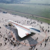 Designtel - Concorde, Aérospatiale and BAC