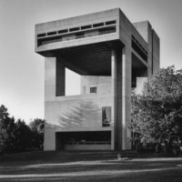 Designtel - Herbert F. Johnson Museum of Art, I.M. Pei