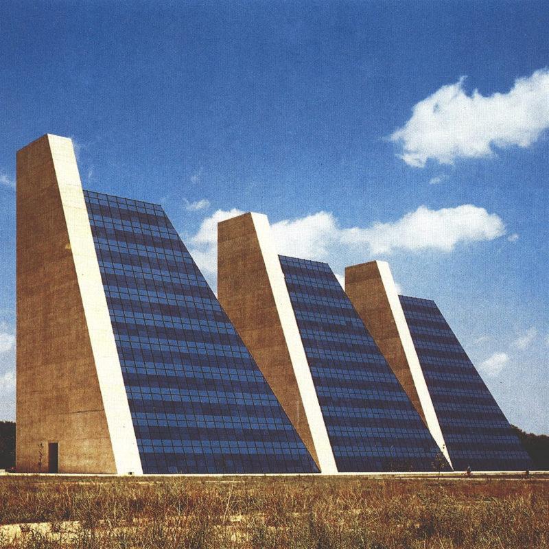 Designtel - College Life Insurance Company Headquarters, Kevin Roche
