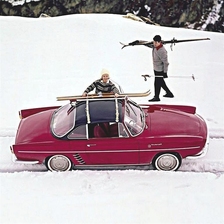 Designtel - Renault Caravelle, Pietro Frua