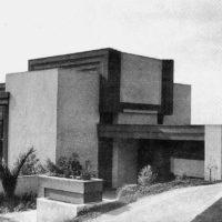 Designtel - Lowes House, Rudolph Schindler