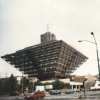 Designtel - Slovak Radio Building
