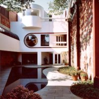 Designtel - Bernstein House, Arthur Cotton Moore