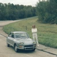 Designtel - Citroën M35, Heuliez