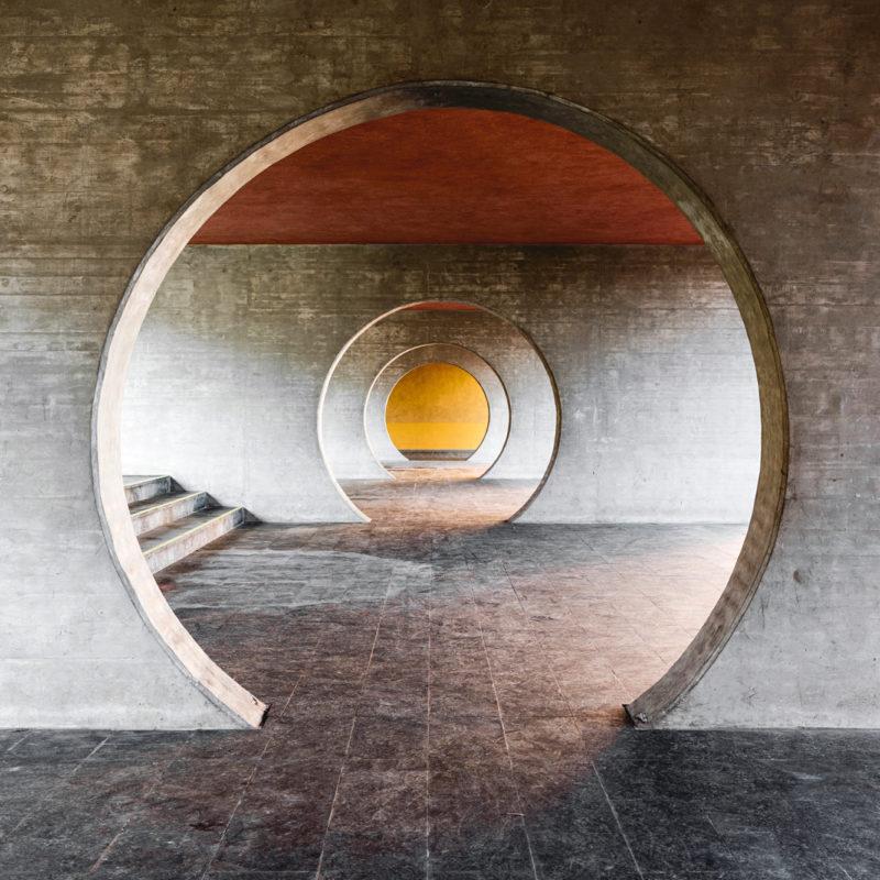 Designtel - Novazzano Housing Complex, Mario Botta