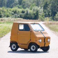 Designtel - Zele 1000 Microcar, Zagato