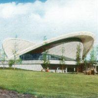 Designtel - Berlin Congress Hall, Hugh Stubbins