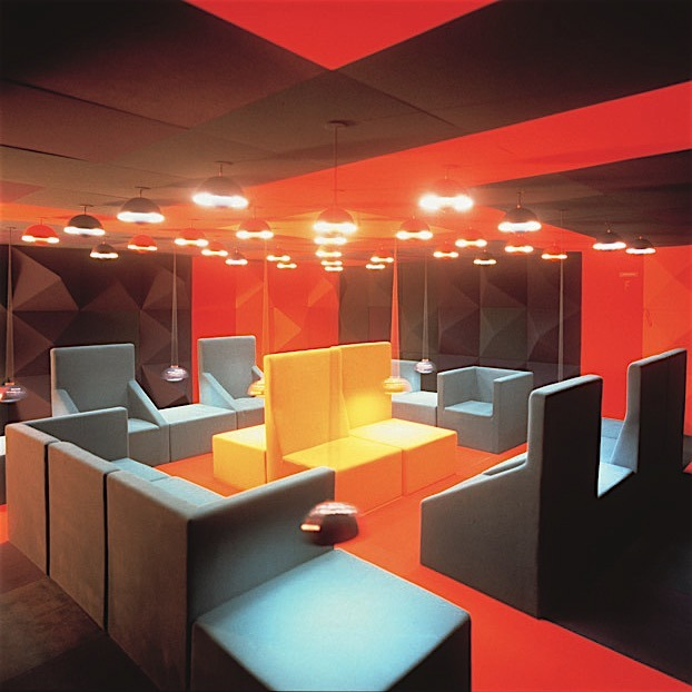 Designtel - Modular Furniture System, Verner Panton