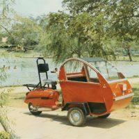 Designtel - Helicak Scooter, Lambretta