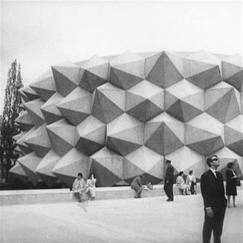 Designtel - Swiss Army Pavilion Carl Fingerhuth and Jan Both