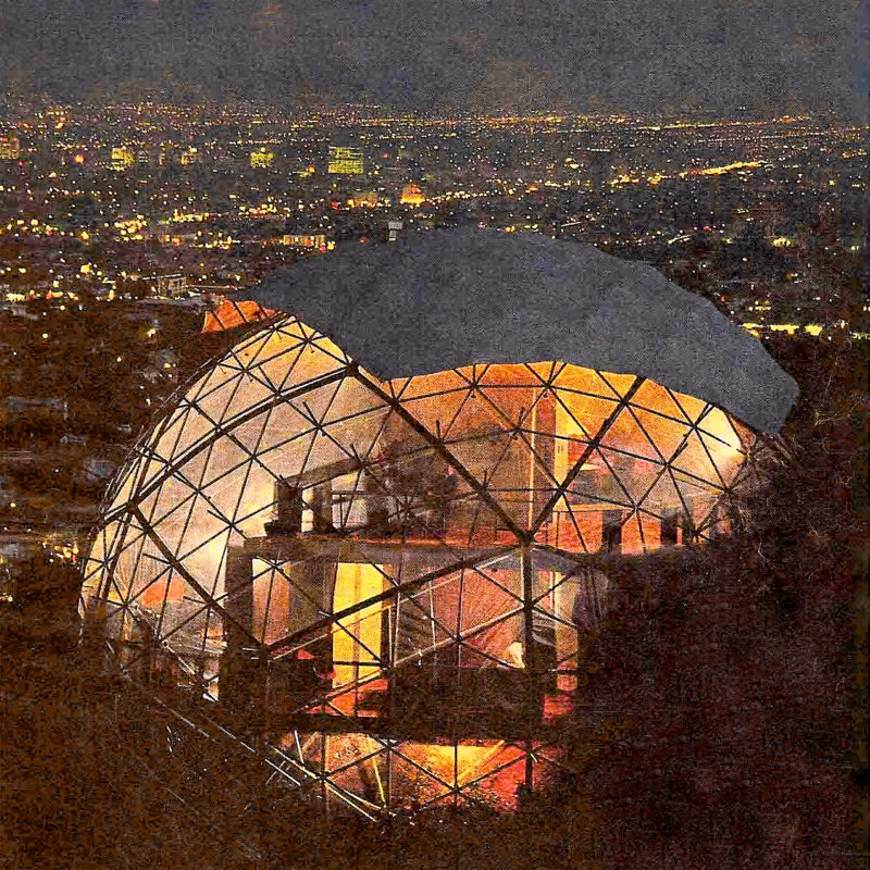 Designtel - Hollywood Hills Dome, Bernard Judge and Jeffrey Lindsay