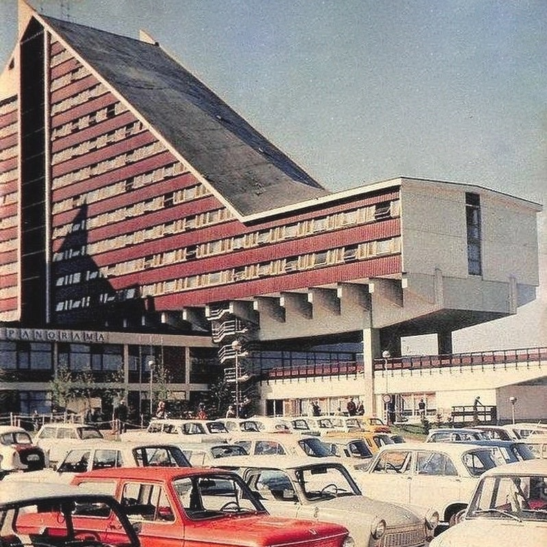 Designtel - Interhotel Treff Hotel Panorama Oberhof, Architect Unknown