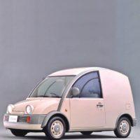 Designtel - Nissan S-Cargo, Naoki Sakai
