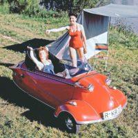 Designtel - Messerschmitt KR200 Roadster, Fritz Fend