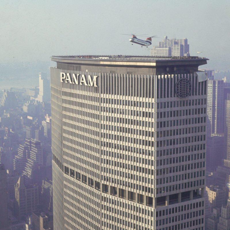 Designtel - Pan Am Building, Walter Gropius, Pietro Belluschi and Emery Roth & Sons