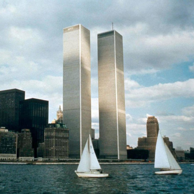 Designtel - World Trade Centre, Minoru Yamasaki and Emery Roth & Sons
