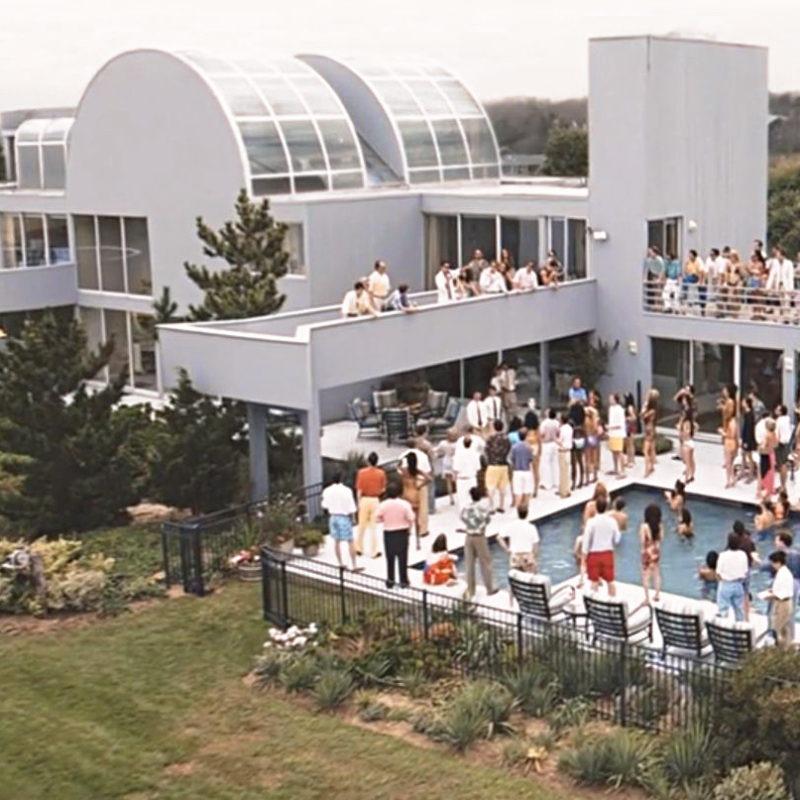 Designtel - Conason House, Myron Goldfinger