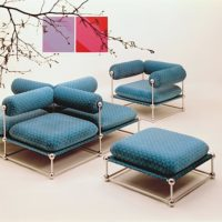Designtel - 420 Seating Series, Verner Panton