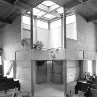Designtel - Bethlehem Baptist Church, Rudolph Schindler