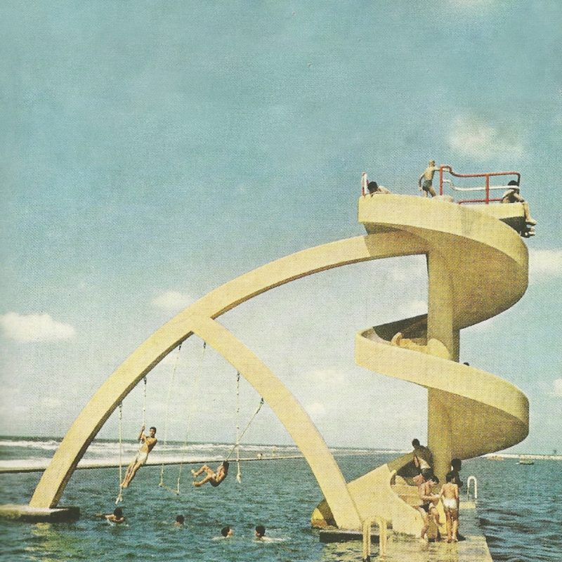 Designtel - Waterpark, Architect Unknown