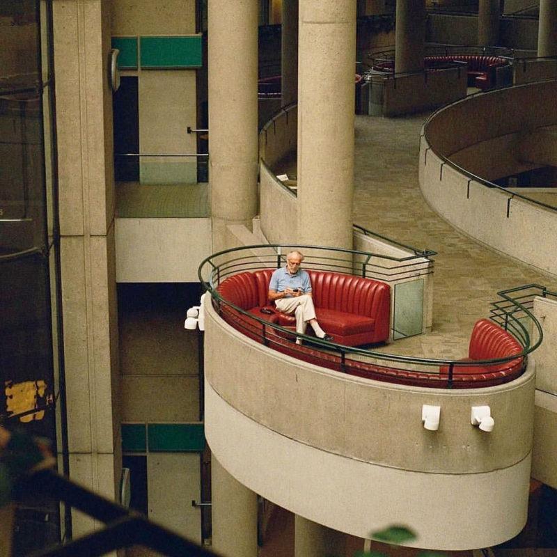 Designtel - Bonaventure Hotel, John Portman