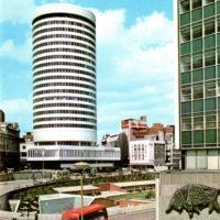 Designtel - Birmingham Rotunda, Jim Roberts