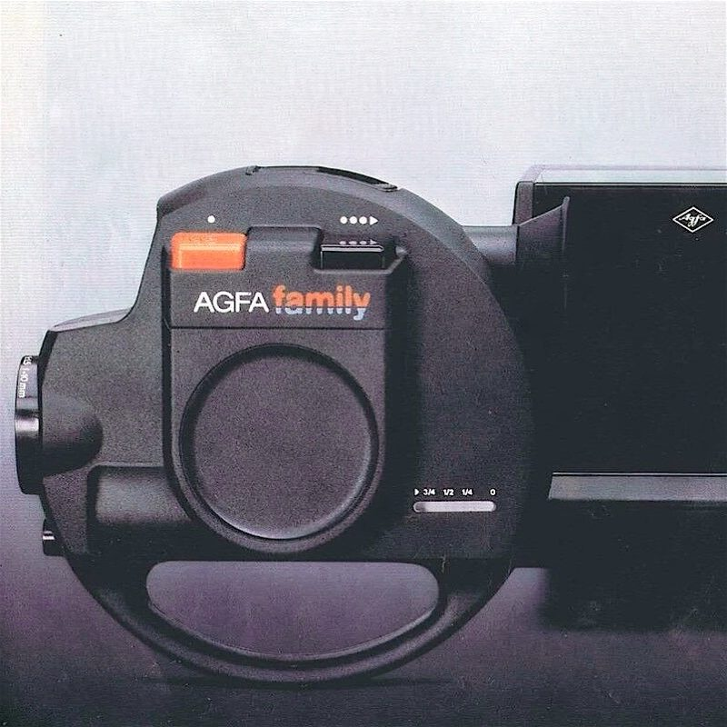 Designtel - Family Super 8 Camera, Agfa