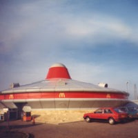 Designtel - Megatron Restaurant/McDonalds Alconbury, Campbell Rees