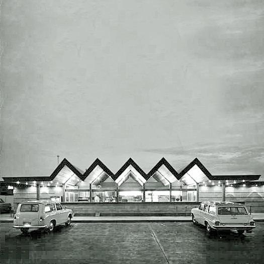 Designtel - Cobb and Co. Diner, Bruce Rickard
