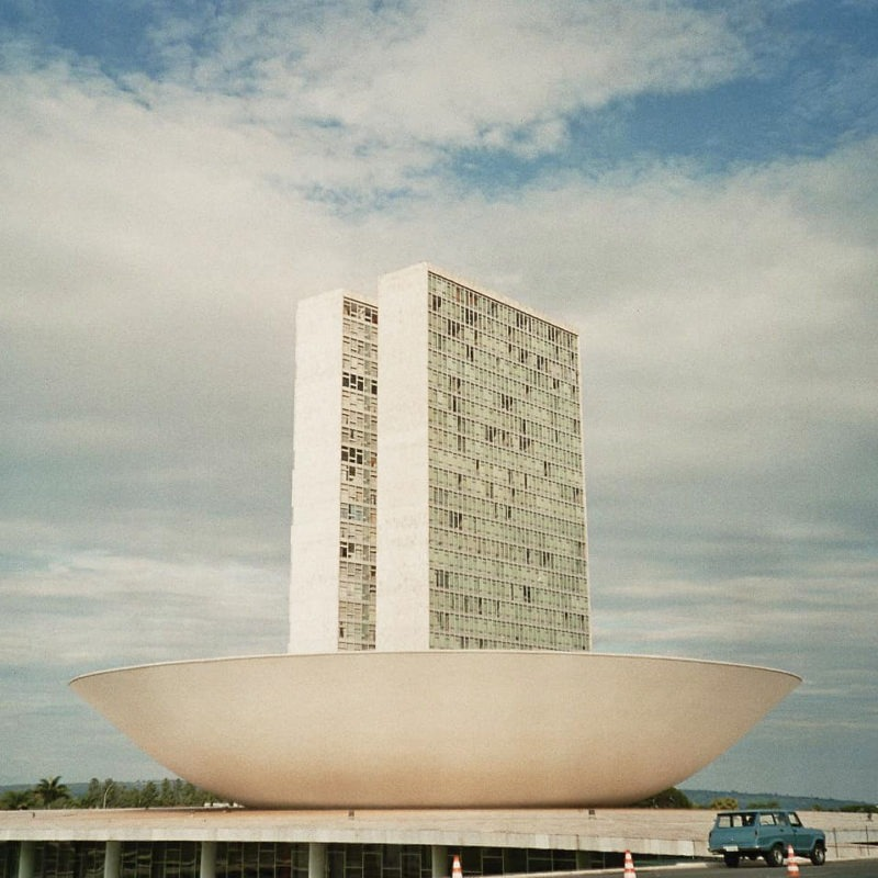 Designtel - National Congress, Oscar Niemeyer