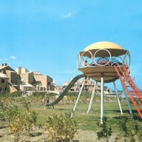 Designtel - Port-Barcarè Playground, Group Ludic c. 1976