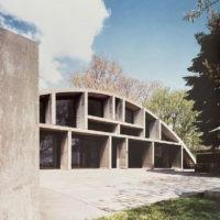 Designtel - Geller House II, Marcel Breuer and Herbert Beckhard c. 1969