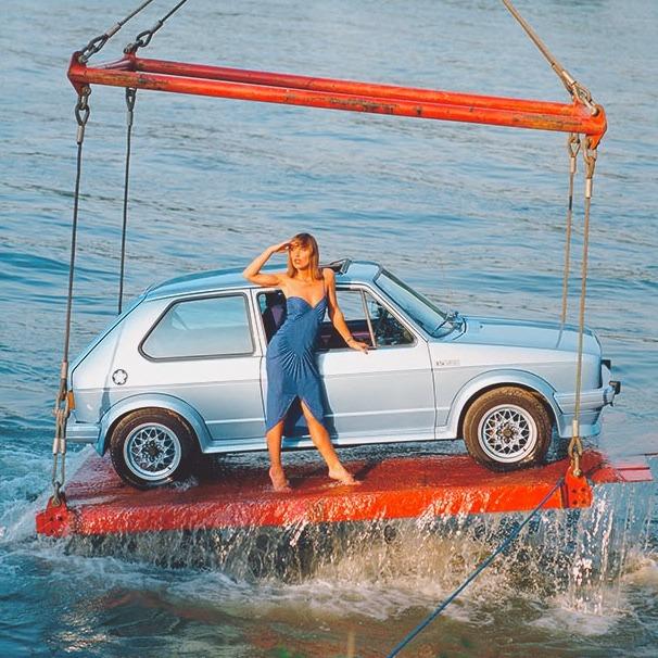 Designtel - BB Volkswagen Golf GTI Saphir, Rainer Buchmann