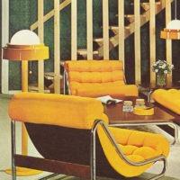 Designtel - Impala Furniture Suite, Gillis Lundgren for Ikea