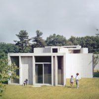 Designtel - Lincoln House, Mary Otis Stevens and Thomas McNulty