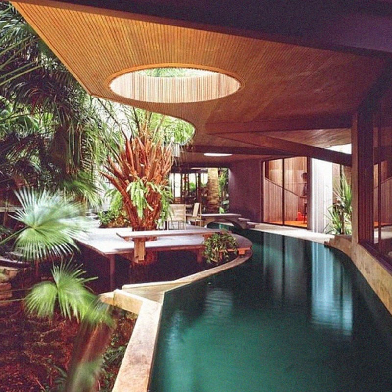 Designtel - Woodsong Residence, Alfred Browning Parker