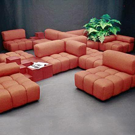 Designtel - Sofa Camaleonda, Mario Bellini c. 1971