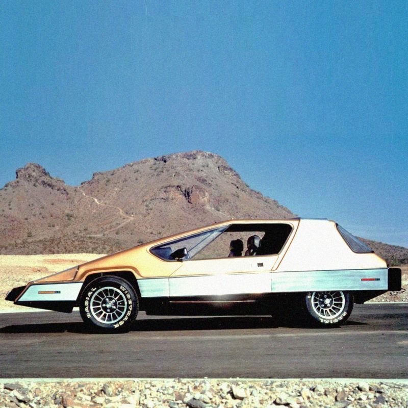 Designtel - Urba Town Car, Robert Q. Riley c. 1981