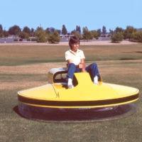 Designtel - Pegasus Hovercraft, Robert Q. Riley