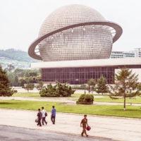 Designtel - Pyonyang Planetarium