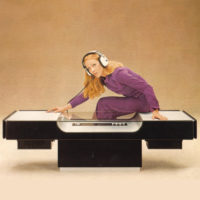 Designtel - Music Table 3108 RA, Ilse c. 1974