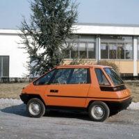 Designtel - Fiat City Car, Michelotti c. 1976