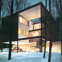 Designtel - Tivadar and Dorothy Balogh House, Tivadar Balogh c. 1959
