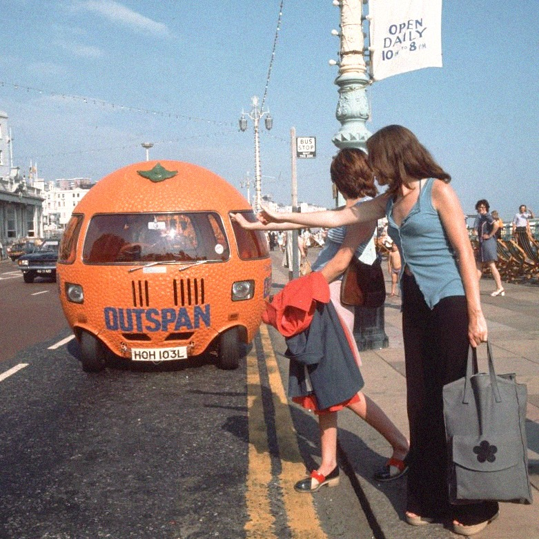 Designtel - 'Outspan' Mini, Brian Waite c. 1972