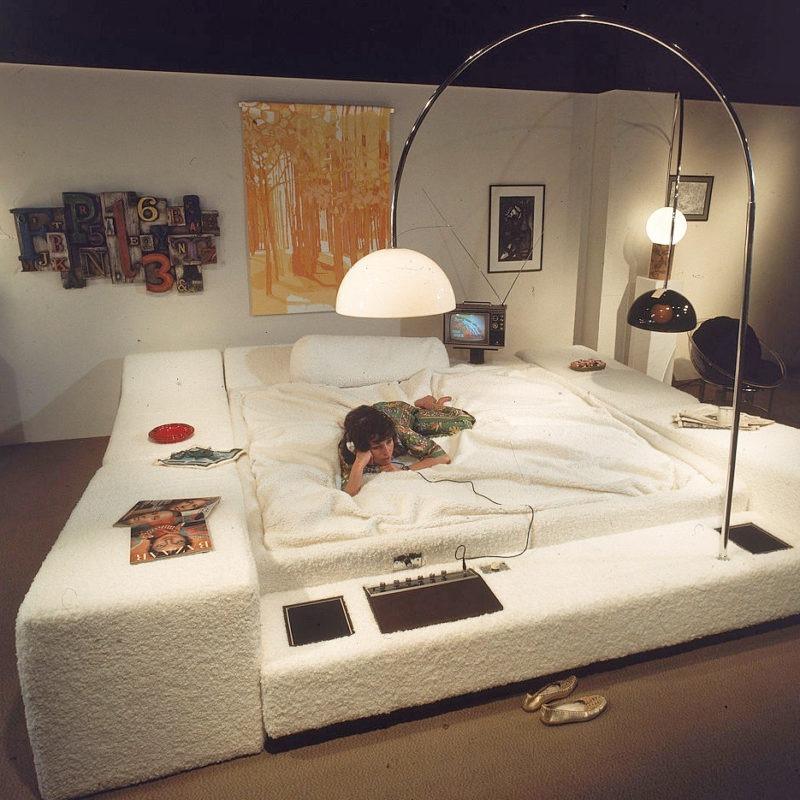 Designtel - Pleasure Island Waterbed, Aaron Donner c. 1971